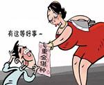 境外富婆寻人助孕诈骗